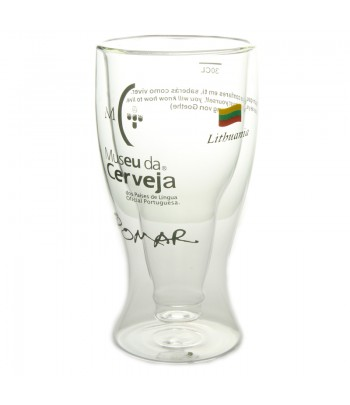 Beer Glass - Lithuania
