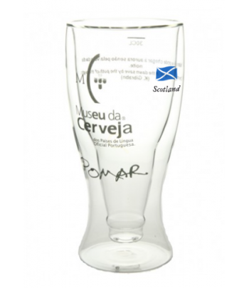 Beer Glass cup - Scotland