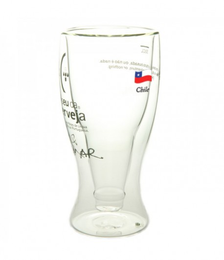 Beer Glass cup - Chile