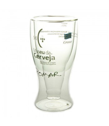 Beer Glass - Greece